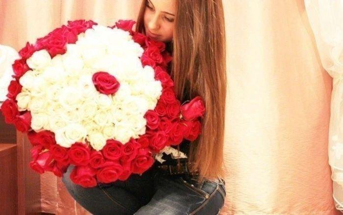 Букеты и цветы цветы и растения