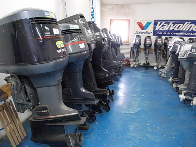 электроприборы для лодочных моторов