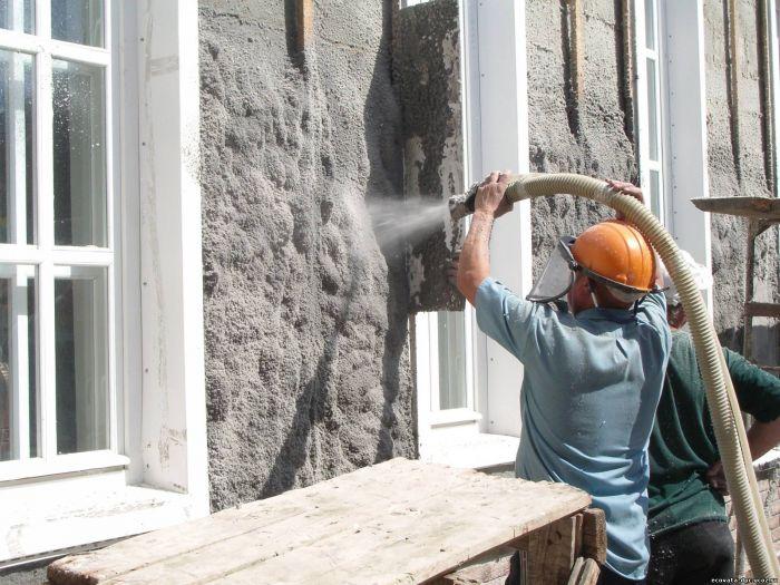 Гидроизоляция стен резервуаров